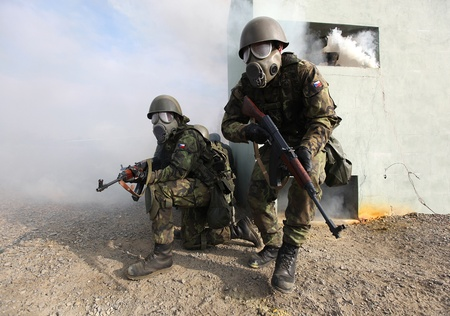 Training of the Army of the Czech Republic