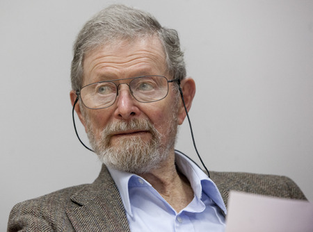 nobel: Nobel laureate professor Dr  George E  Smith visits Brno