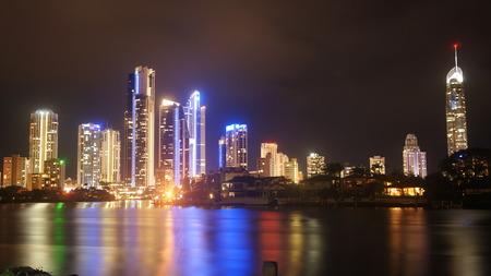 Gold Coast night