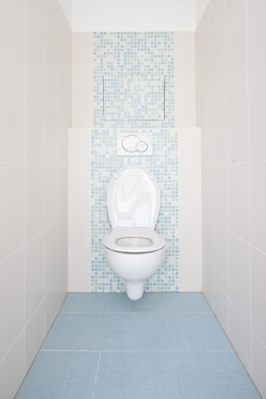 new toilet room Stock Photo - 23338729