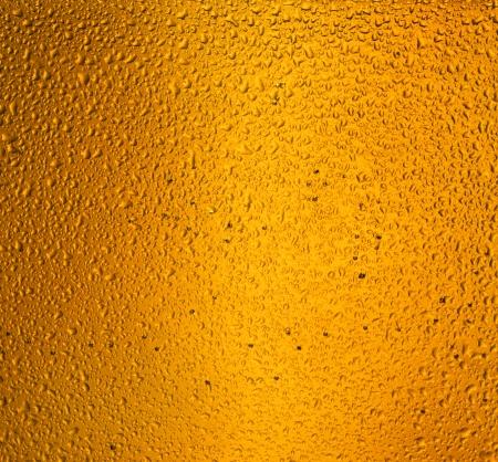 dewy: detail of beer in dewy glass