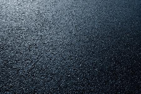 asphalt detail Stock Photo