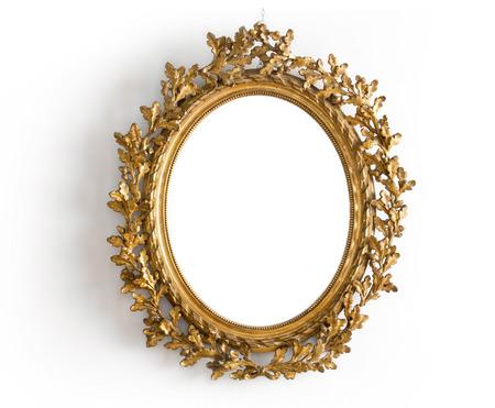 golden mirror photo