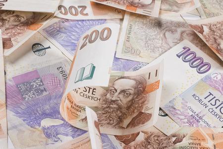 czech money, czech krown, ceska koruna