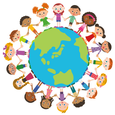 multinational: A friend and the earth of the, world