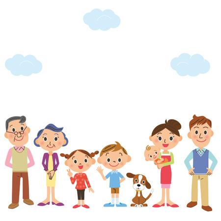 perro familia: buen amigo de la familia