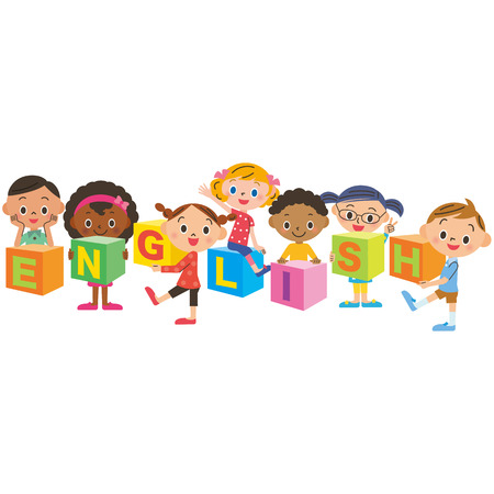 English conversation and children