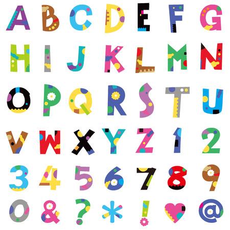 there: alphabet