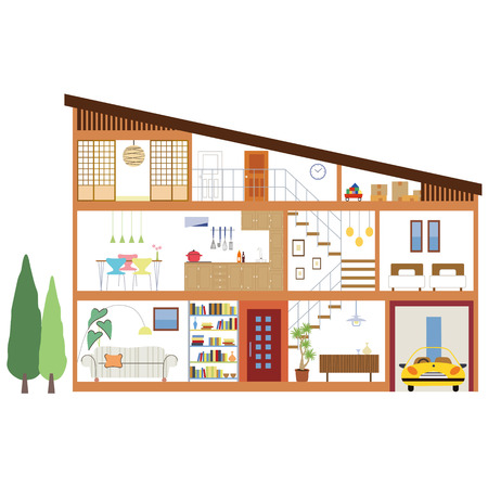 floor plan: floor plan Illustration