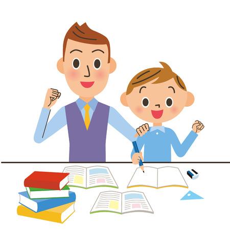 tutor: tutor y el niño