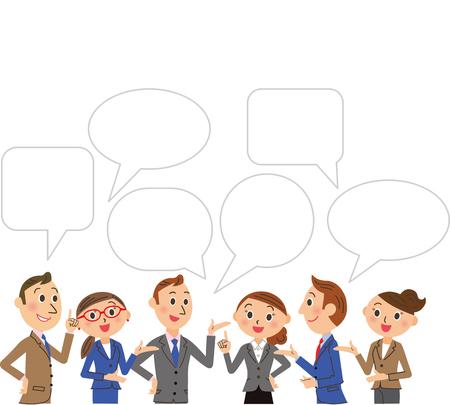 비즈니스와 대화