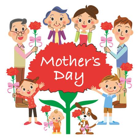 어머니의 날 및 제 3 세대 회의