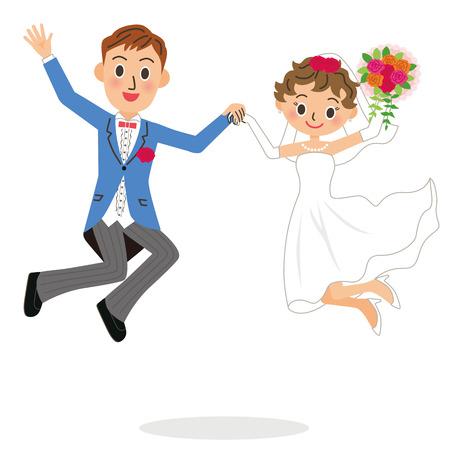 wedding dress back: Marriage