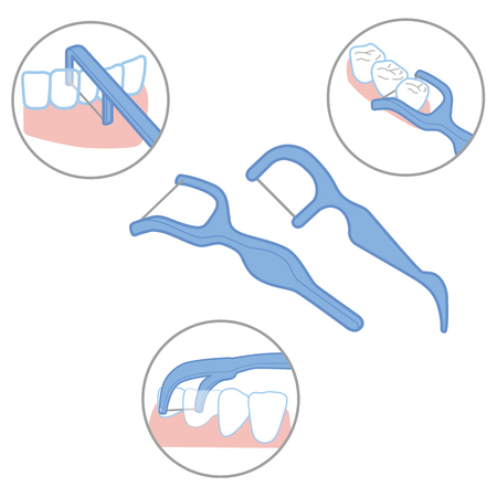 periodontal: Interdental brush