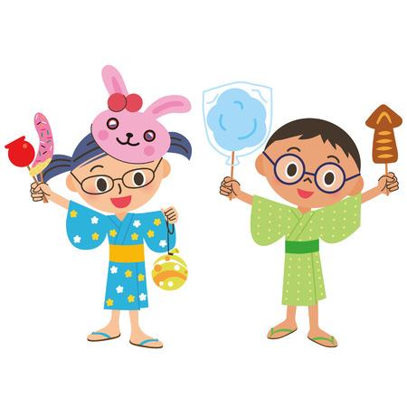 yukata: Festival