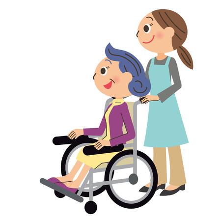 nursing home: Care