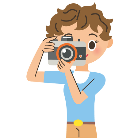 photograph it with a camera
