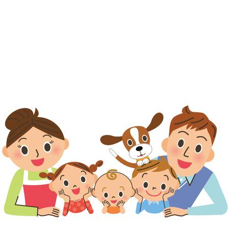 親密な家族に寄り添うために