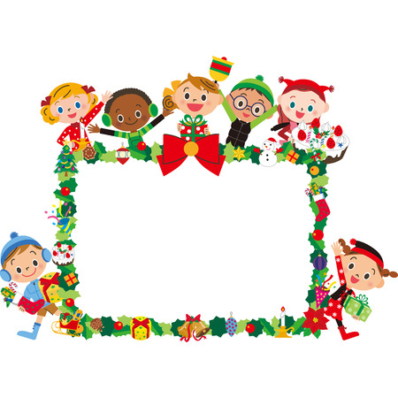 Frame of Christmas