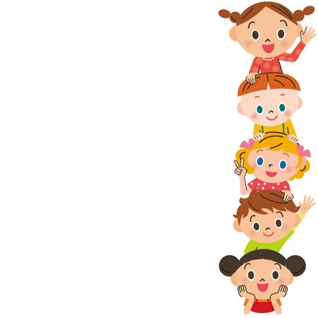 Child Collection Margin Message