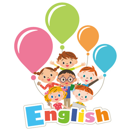 Globos de niños ingleses