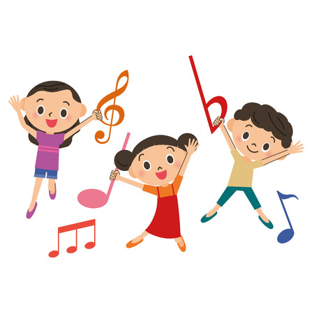Rhythmic and children