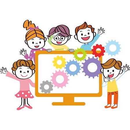 PC children programming