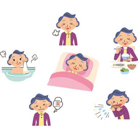 Granny's life