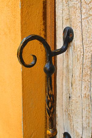 handle: door handle italian style