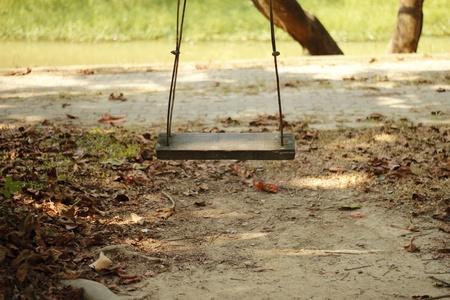 1 person: Swing it