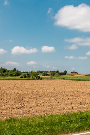 Fields and soil