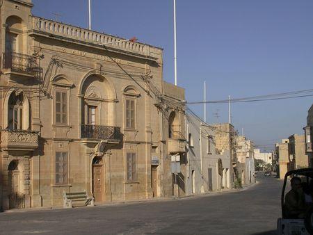 impression of Malta, an island in the mediterranean sea photo