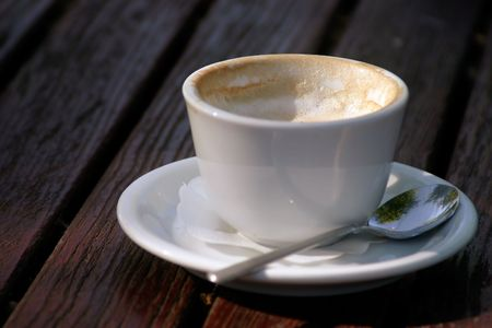 cup of coffee Stock Photo - 2298223