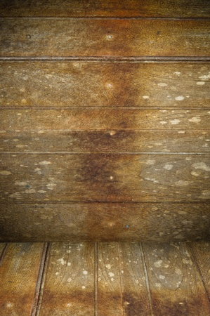 old wooden interior  Stock Photo - 10684024