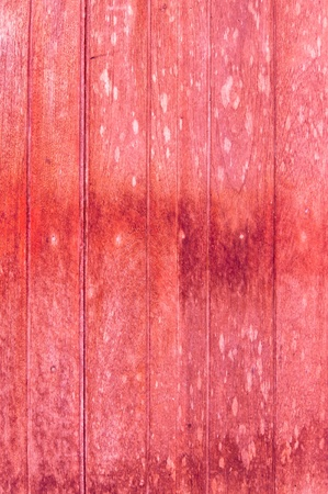 red old wooden Stock Photo - 10684018