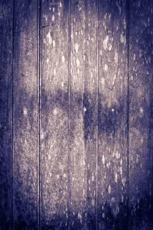 dark split tone old wooden  Stock Photo - 10684021