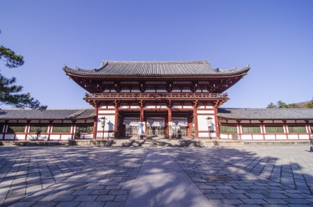 todaiji: Todaiji Temple in Nara, Japan  The world