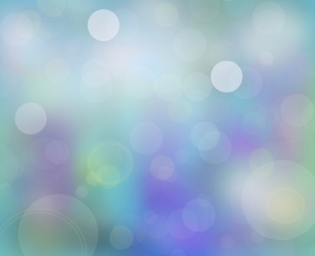 Abstract blurred holiday background with beaming shine photo