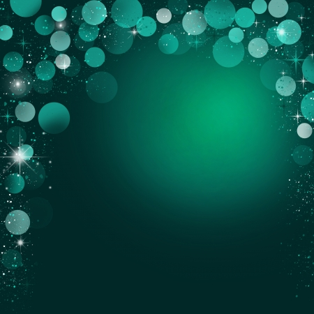 Mystical beautiful abstract holiday background with stars with space for text Stock Photo - 17667259