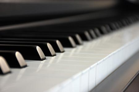 Piano Keys 写真素材