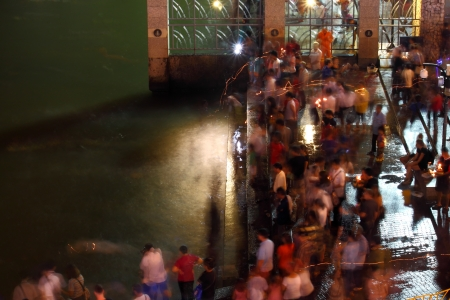 lunar month: Loy Krathong Day is one of the most popular festivals of Thailand celebrated annually on the Full-Moon Day of the Twelfth Lunar Month