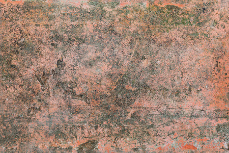 clay brick: Texture and surface of old clay brick Stock Photo