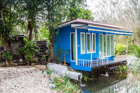 bungalow: Beautiful tropical resort bungalow in Thailand
