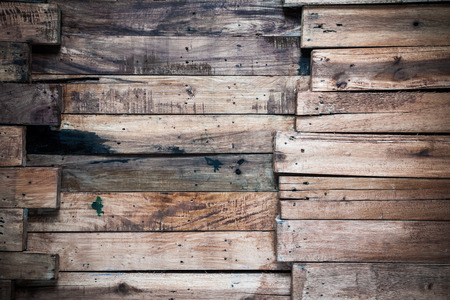 log wall: Texture and background of old  log wall use as background