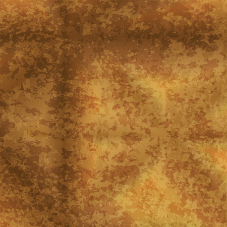 Abstract gold grunge texture background. vector illustration