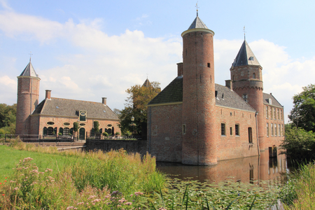 The Castle Westhove was first mentioned in 1277, its exact construction date is unclear Editorial