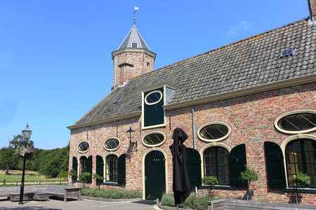 Het kasteel Westhove werd in 1277 voor het eerst genoemd, de exacte bouwdatum is onduidelijk