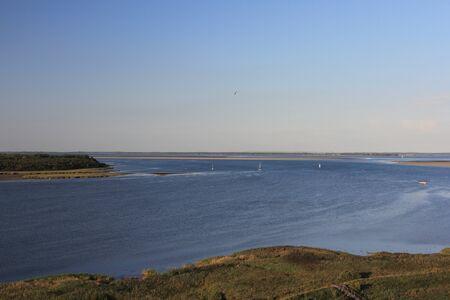 The island of Bock lies in the Baltic Sea southwest of the island of Hiddensee and east of the peninsula of ZingstBock ist eine unbewohnte Insel in der Ostsee in Vorpommern zwischen der Halbinsel Zingst und der Insel Hiddensee
