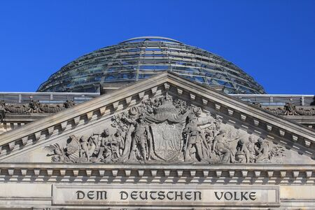 The Reichstag officially: Deutscher Bundestag – Plenarbereich Reichstagsgebäude pronounced is a historic edifice in Berlin, Germany, constructed to house the Imperial Diet