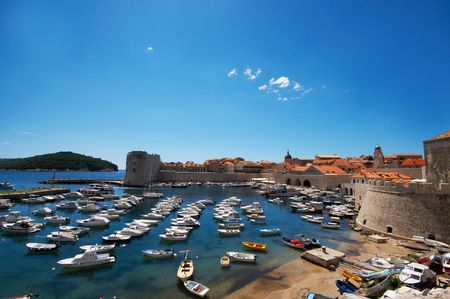 dubrovnik: Dubrovnik the most beautiful cities on the Croatia
